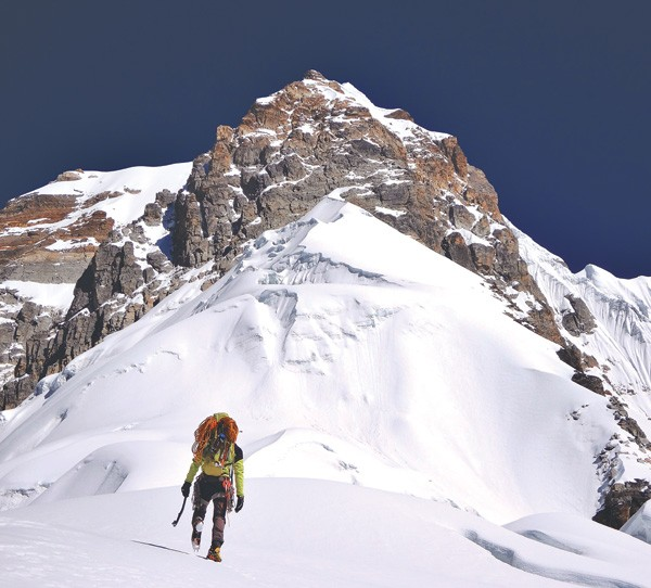 Two Romanians Create History By Climbing to the Mt. Peak 5