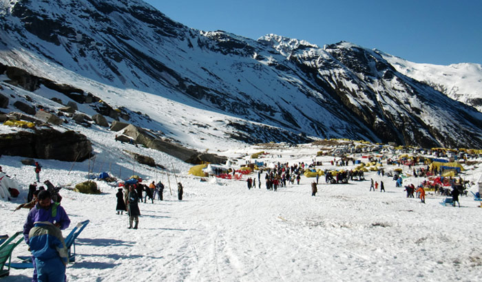 Permits To Visit Rohtang Pass Are Now Closed