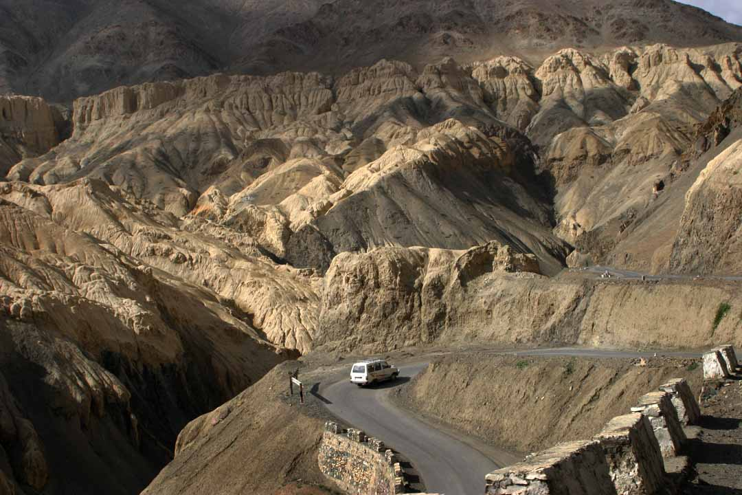 Ladakh Bagged The Award For One Of The Best Adventure Tourism Destinations