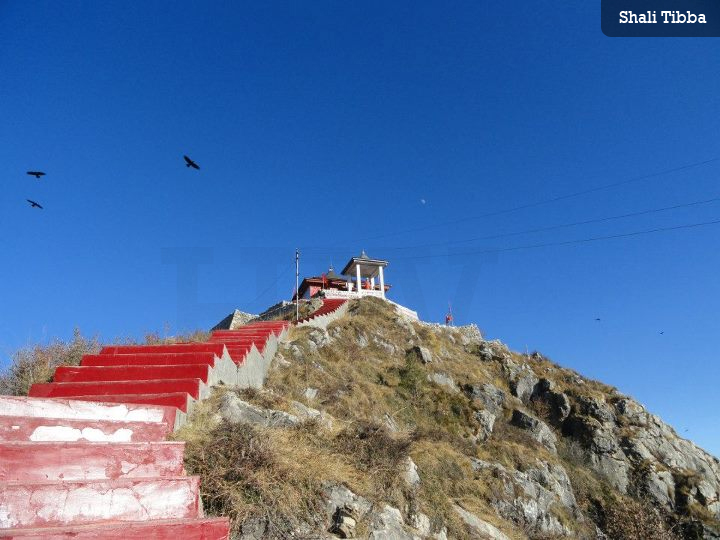 Himachal Plans Road And Ropeway For The Shali Tibba Temple Visitors