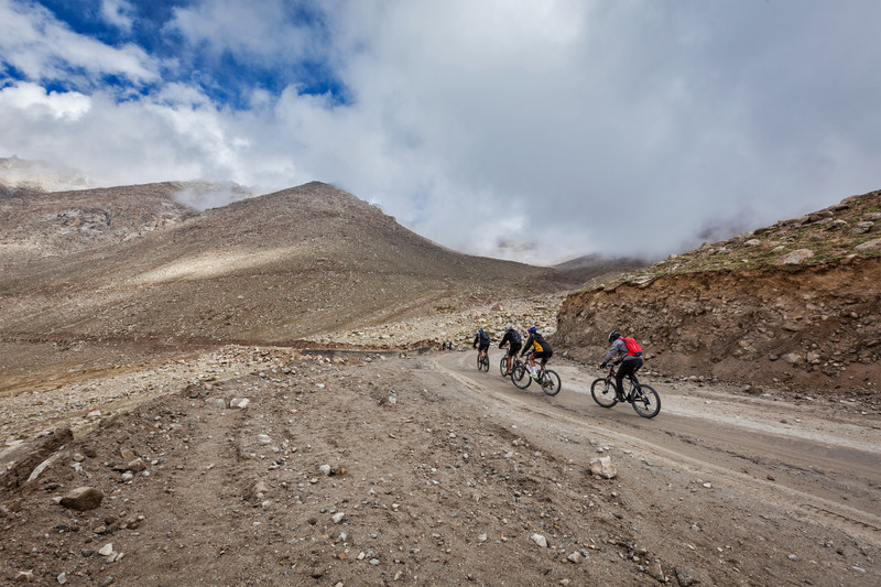 Authorities Gear Up For Smooth Traffic Regulations In Ladakh