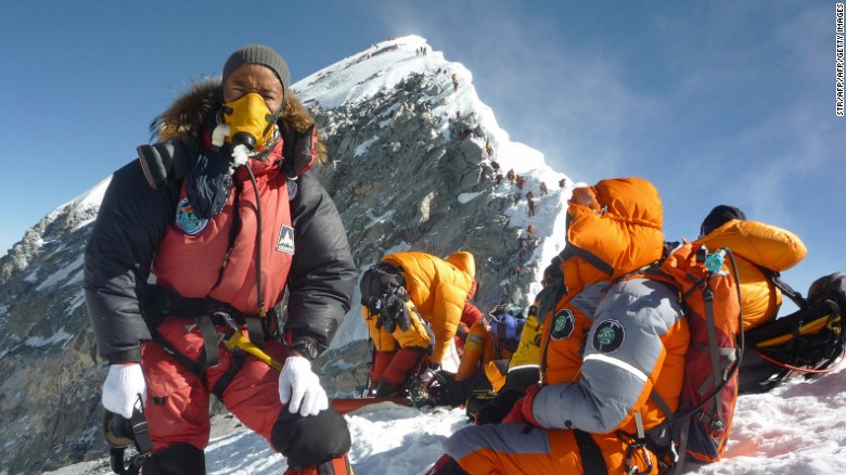 Sherpas, The Lifeline Of Everest Climbers Are Super Humans!