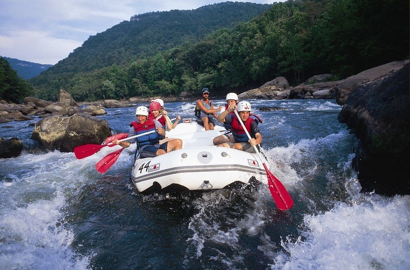 No More Entertainment Tax On Rafting In Uttarakhand