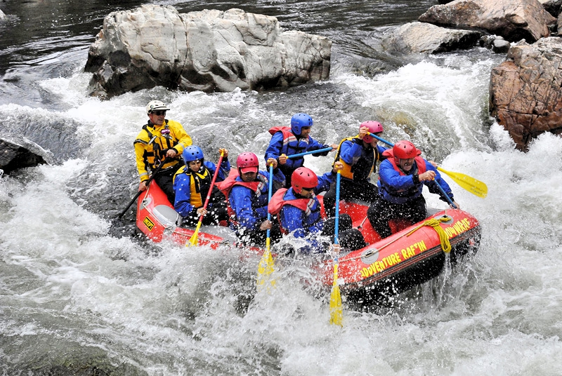 White Water Rafting In Goa Might Finish Earlier Then Its Usual Schedule
