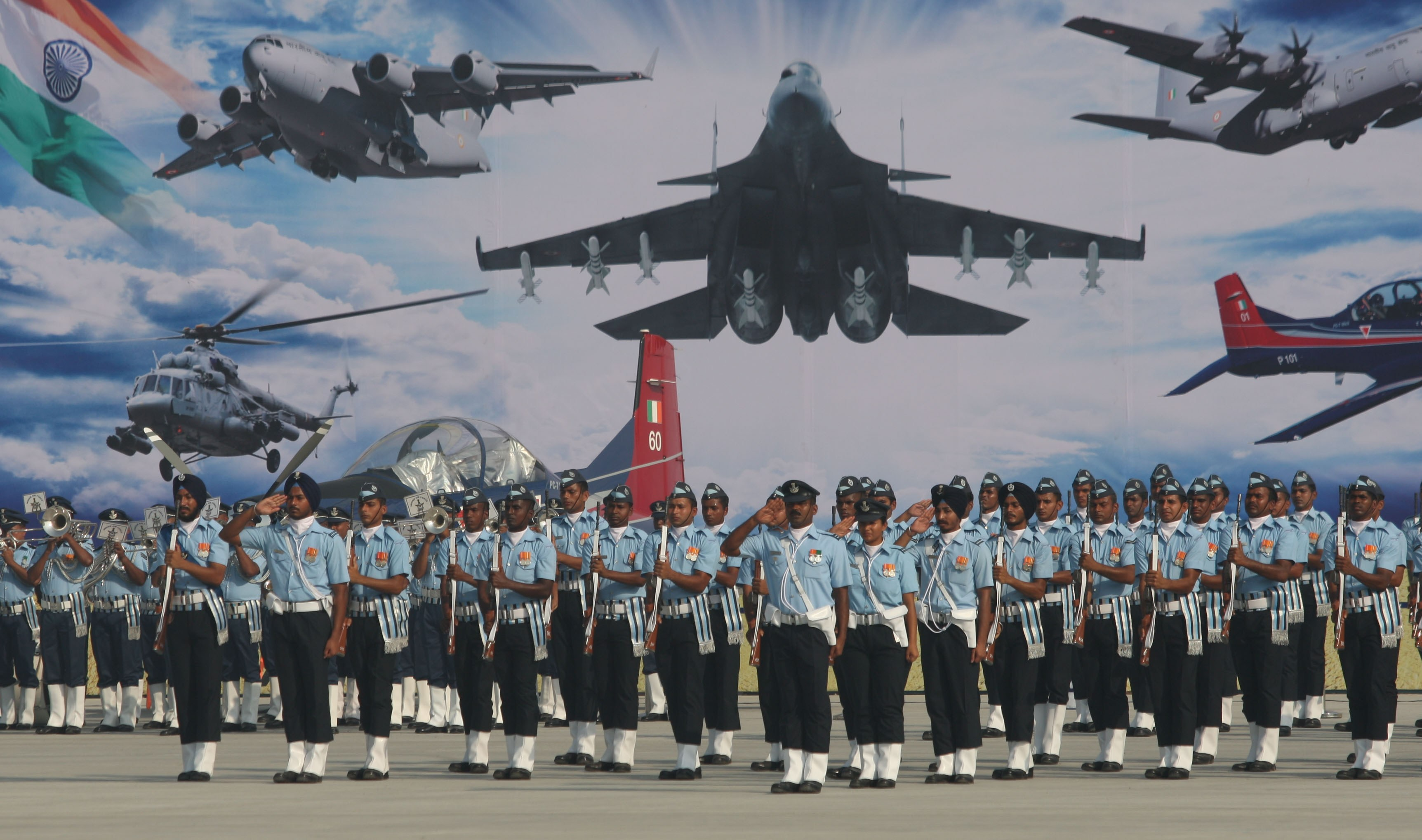 Indian Air Force Triumphs The Seven Summits