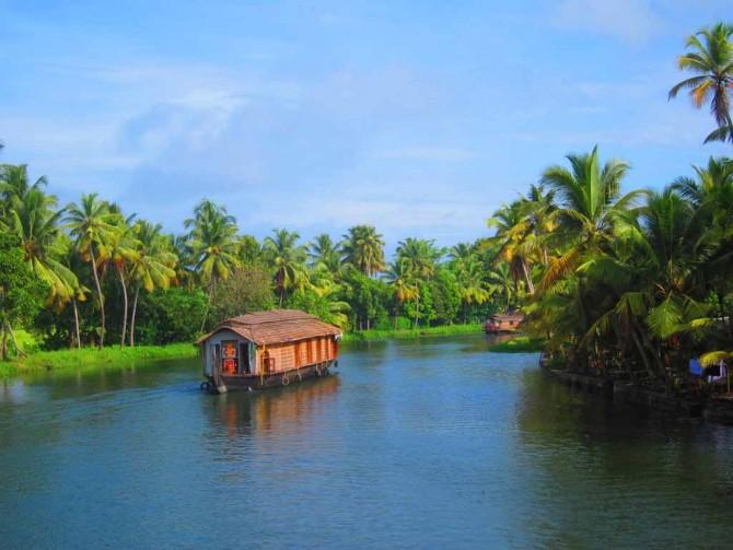 3. Backwaters Kerala