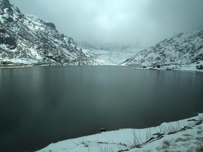 7. Tsomgo Lake