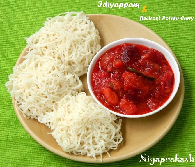9 idiyappam