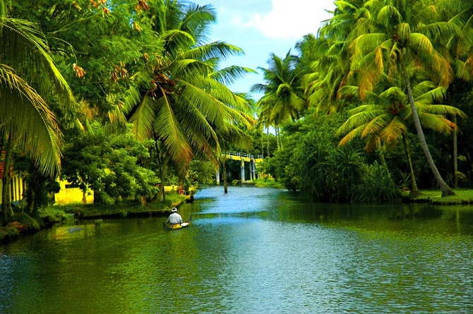 allepey backwaters 1