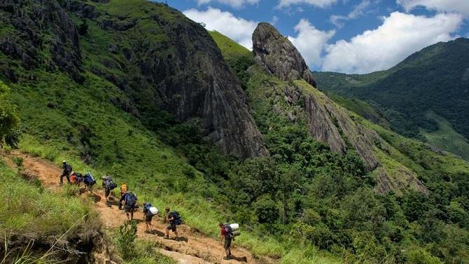 trekking 15