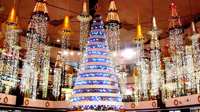 10 a mall in delhi