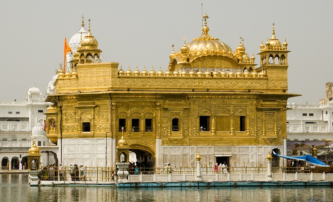 12 golden temple