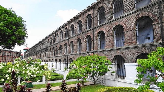 16 cellular jail