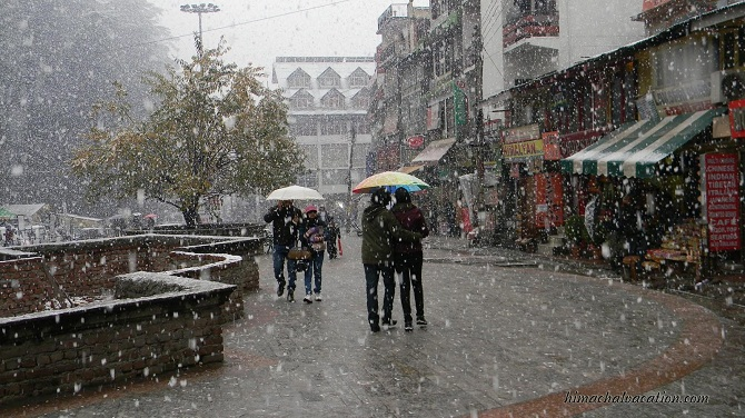 6 manali in winter
