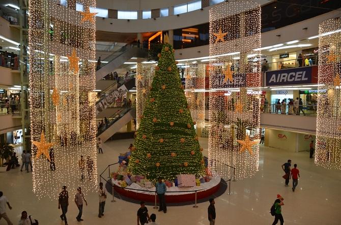 8 bangalore mall