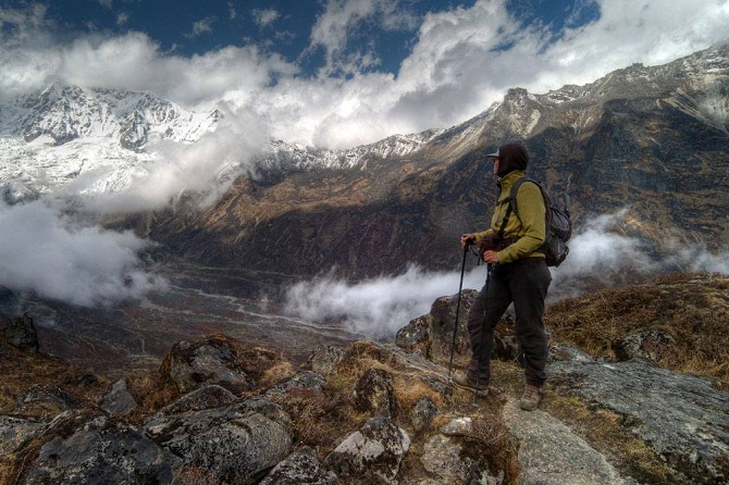 HMI-Base-Camp,-Bikbari,-Kanchenjunga-National-Park, Gangtok, India