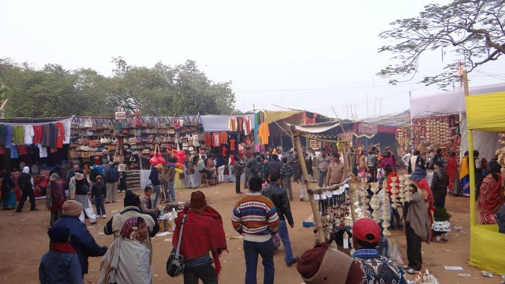 Poush Mela Bazaar 2012 23 12