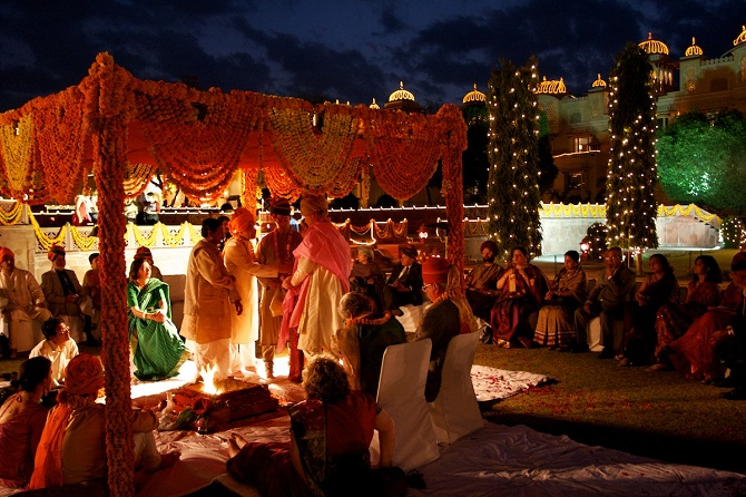 Top 10 places for a destination wedding in india 365hops for Top 10 places to have a wedding