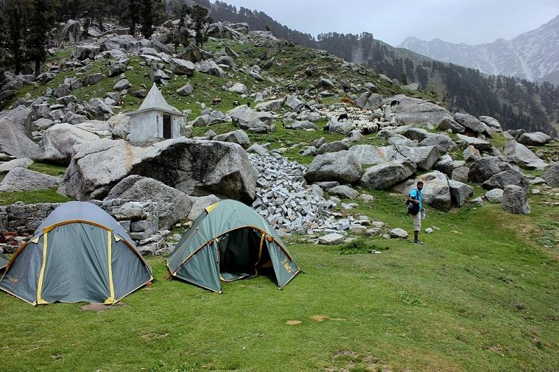 Dharamsala Camping