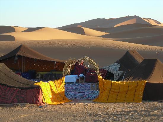 Kasbah camps