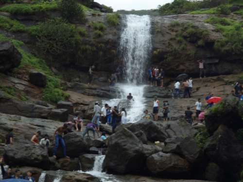 Lonavala Waterfall