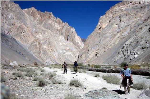 Markah Valley Trek