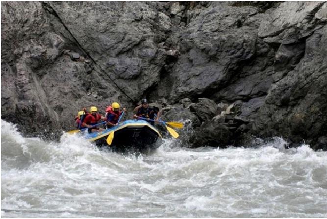 Alaknanda River, Uttarakhand