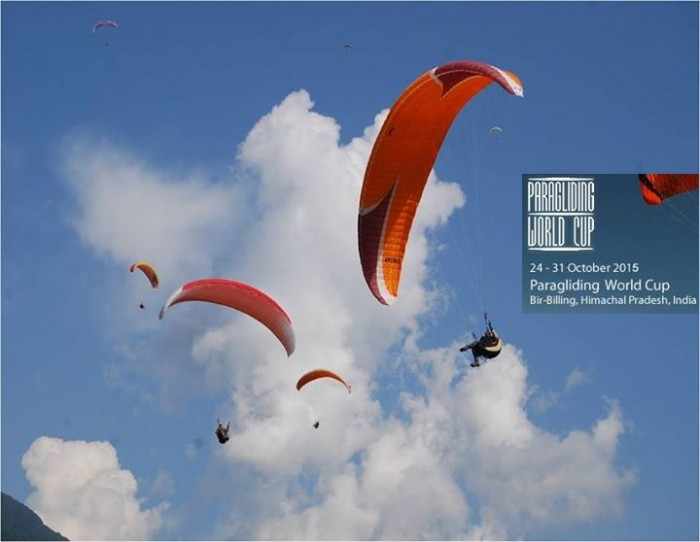 Paragliding World Cup In Bir Billing