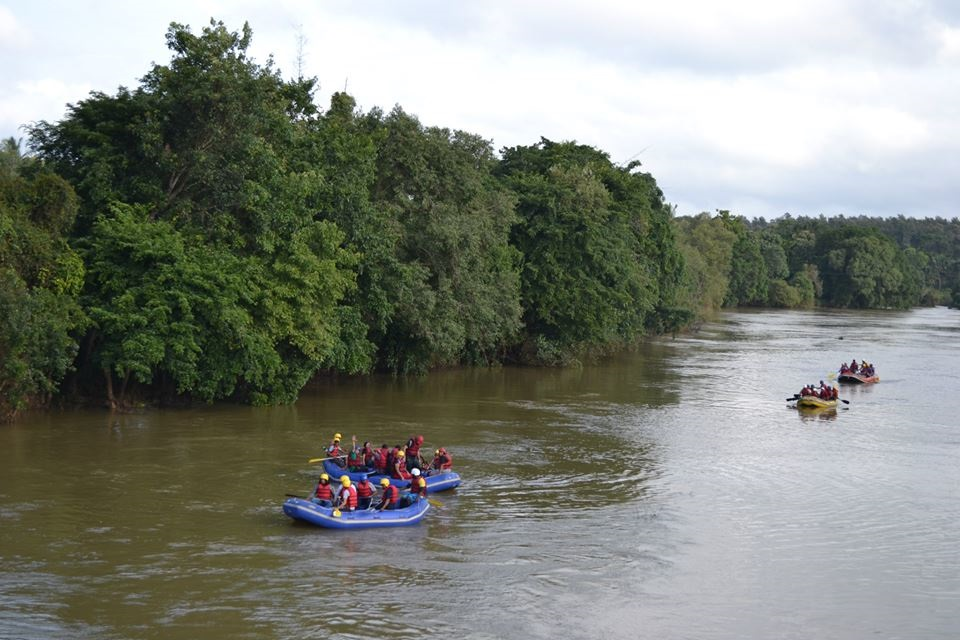Rafting in Tadiandamol
