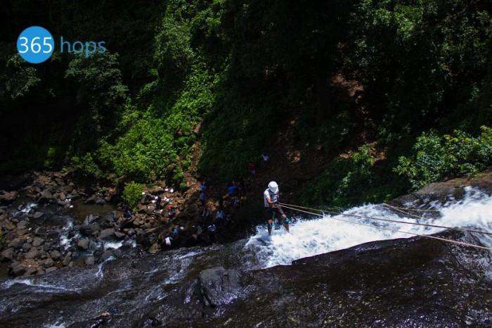 Vihi Waterfall- the mesmerizing experience reloaded