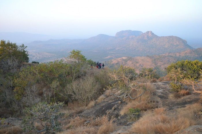Adventure Treks Around Bangalore