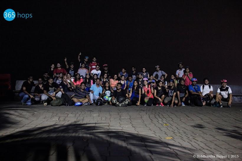 Mumbai Midnight Cycling Rides