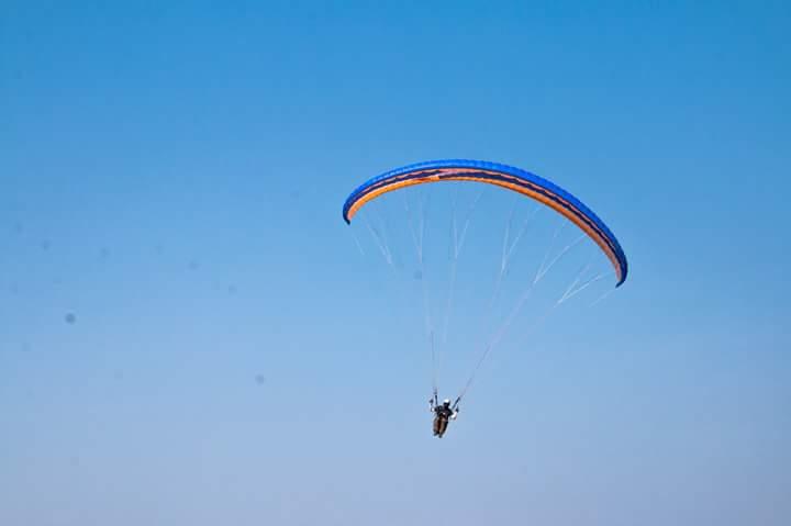 paragliding tour in kamshet