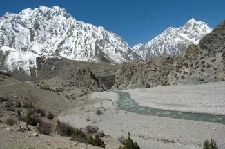 Nelong Valley in Uttarakhand