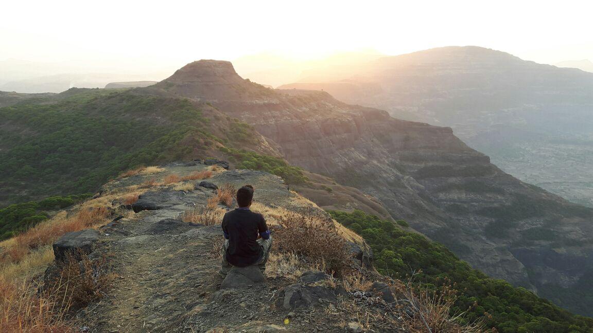 Harishchandragad Fort