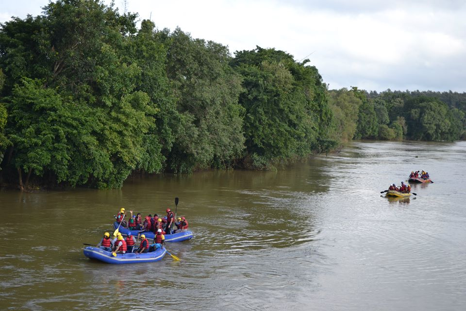 Bheemeshwari River Rafting