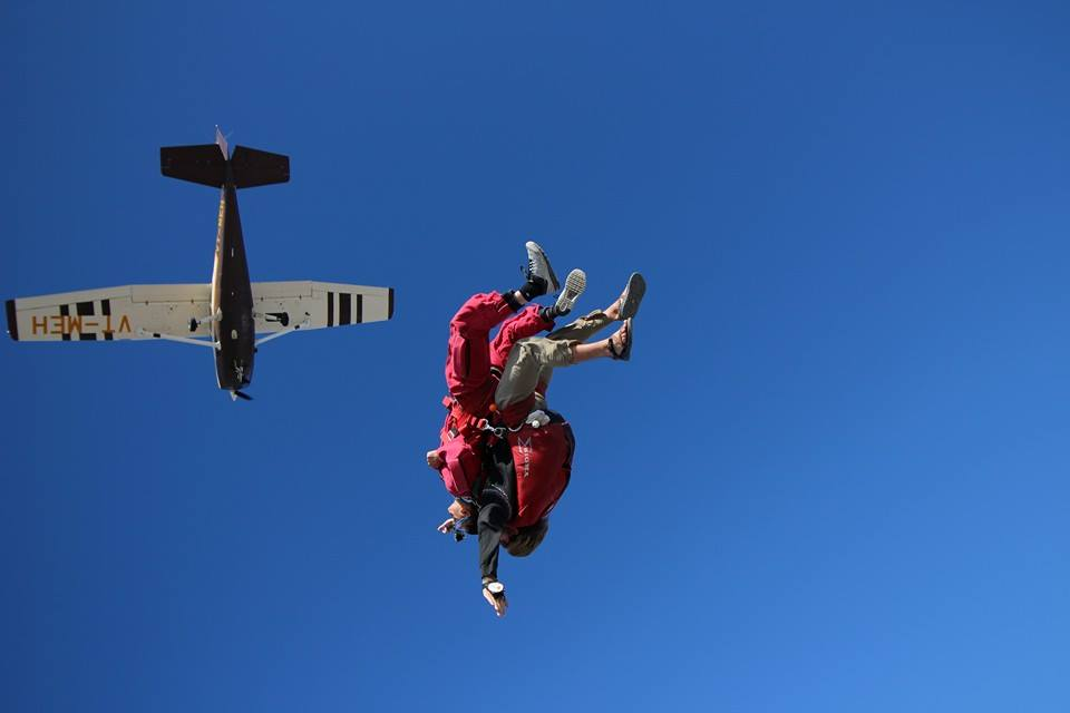 Skydiving India