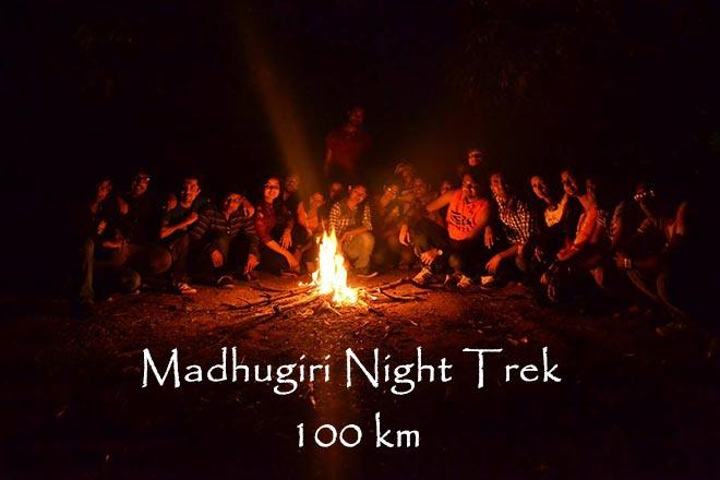 Madhugiri Trek