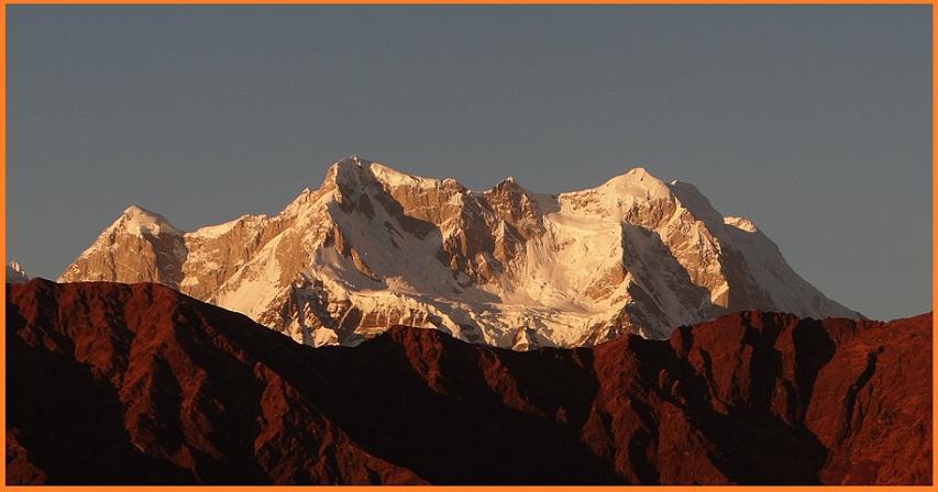 Chaukhamba Peak Uttarakhand