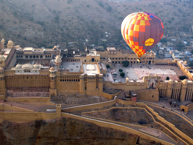 Hot Air Balloon jaipur