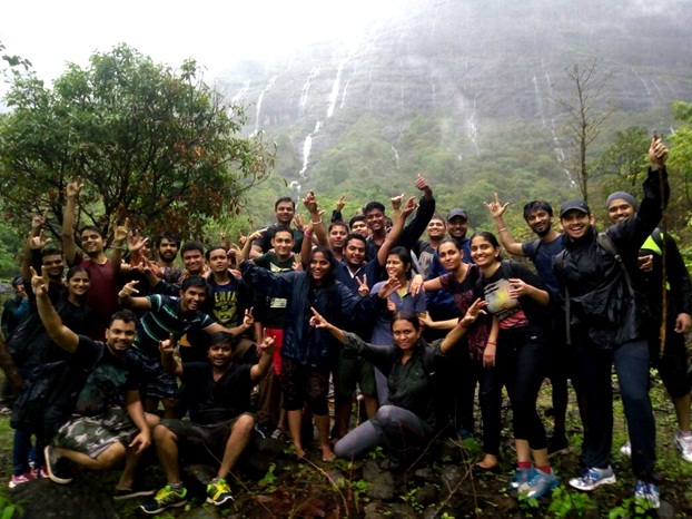 Dodhani waterfall 6