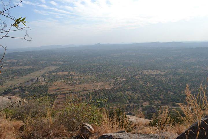top mountain Trekking at Narayangiri