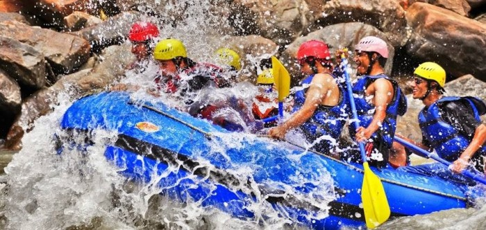 River Rafting Adventure in Rishikesh