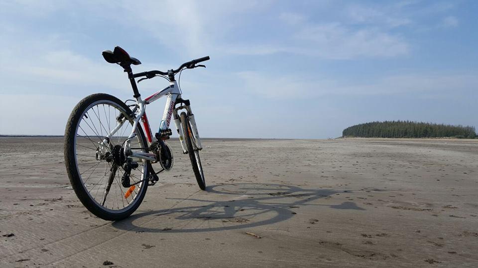 Outdoor Cycle Ride Alibaug