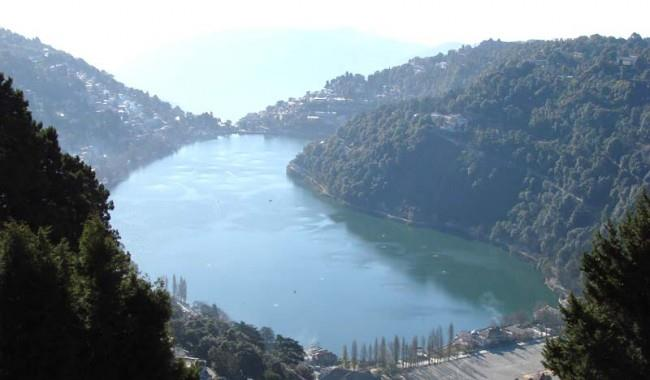 Nainital  The City Of Lakes