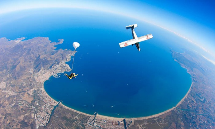 Skydiving Sports in India
