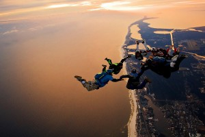 Skydiving – A Great Adventure Activity For People Who Love To Soar In The Skies
