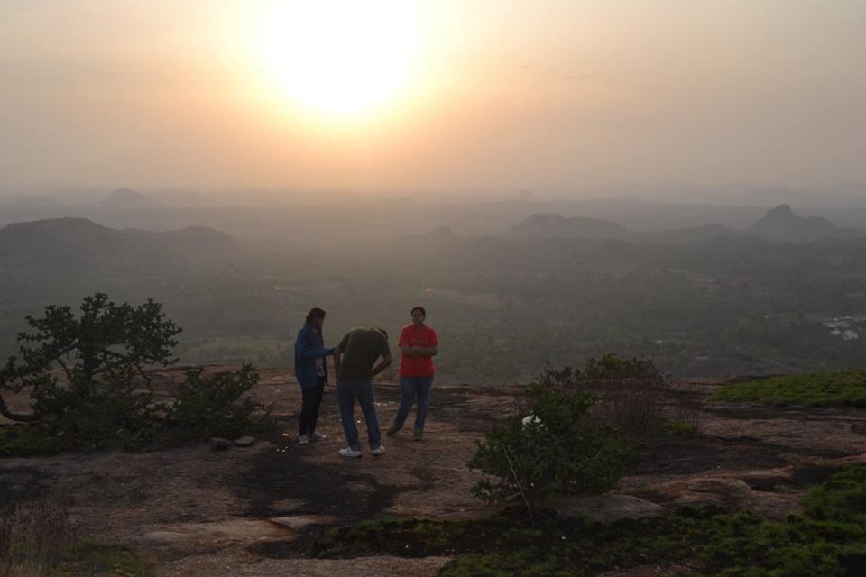 Narayangiri Night Trekking