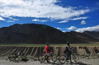 Cycling Trips In India