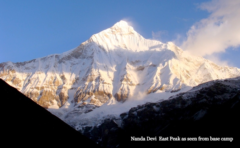 Nanda Devi Base Camp